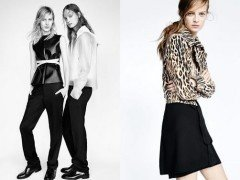 Catálogo ZARA otoño-invierno 2014-2015| moda mujer