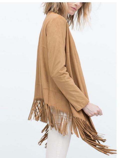 Catálogo ZARA 2017 moda mujer