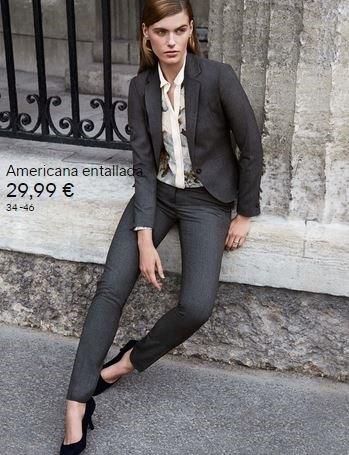 H&M mujer 2018