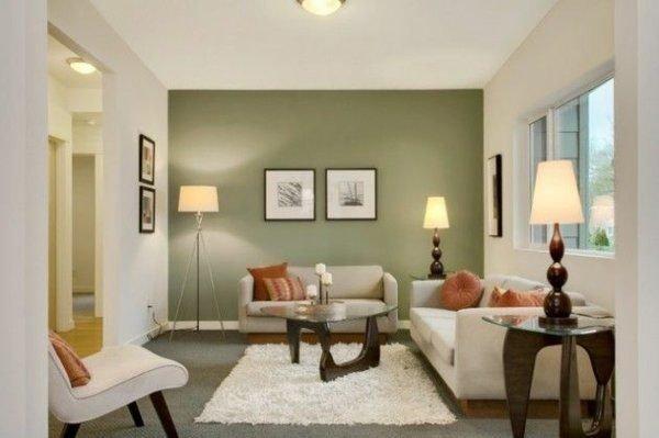 30 ideas con Fotos de cómo decorar salones pequeños - Tendenzias.com