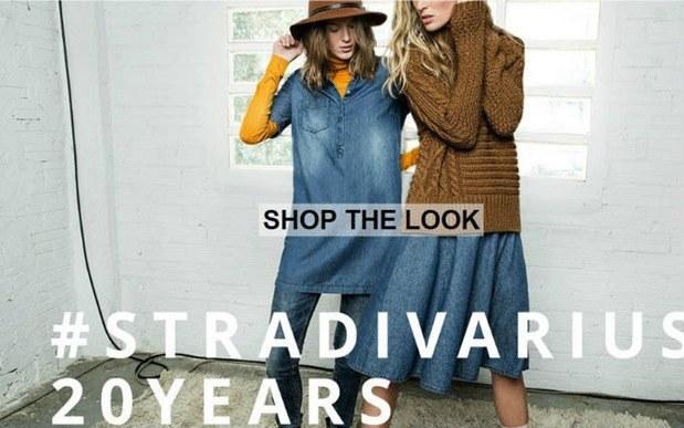 Catálogo Stradivarius 2017