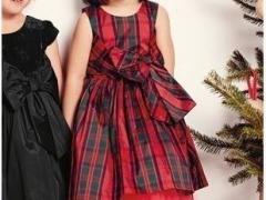 Vestidos de Navidad para niñas