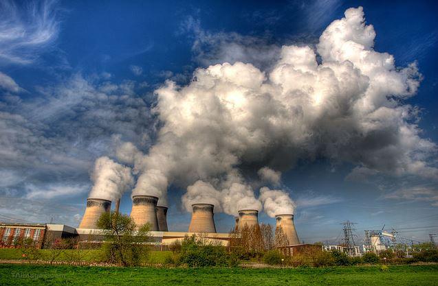 Fotos de contaminaci n del aire for Como purificar el aire contaminado