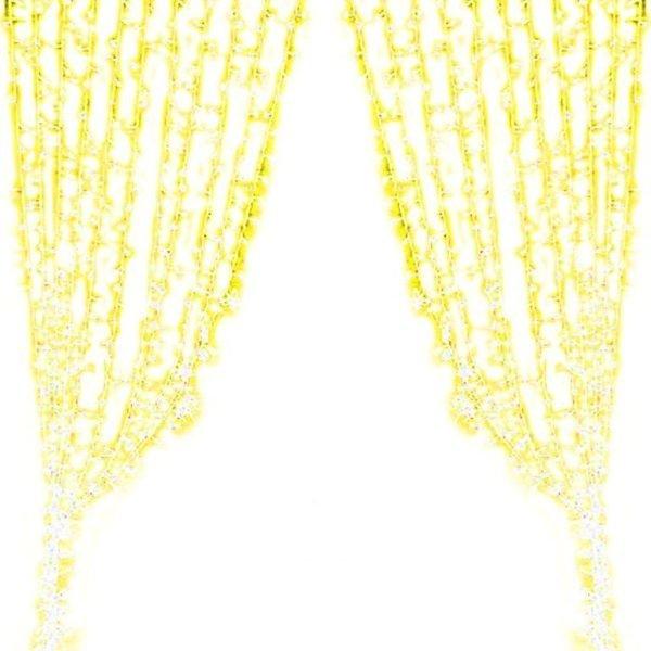 cortina-navidad-led
