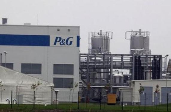 plantas de P&G