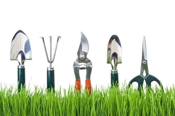 herramientas de jardiner a
