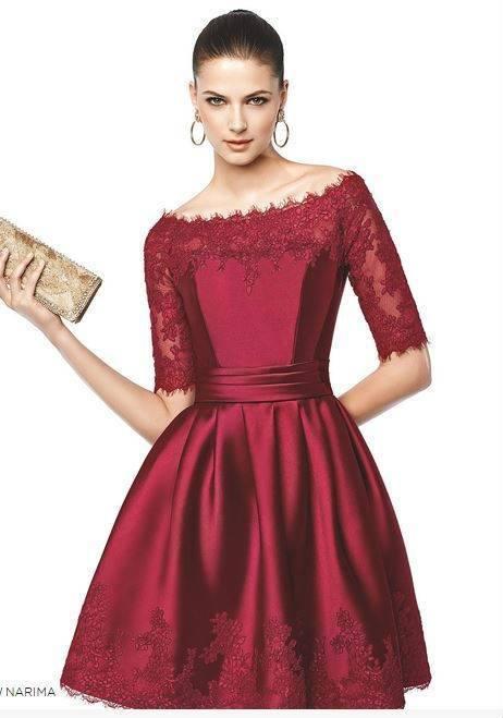 Cuales Son Los Vestidos Corte Chanel Vestidos De Noche