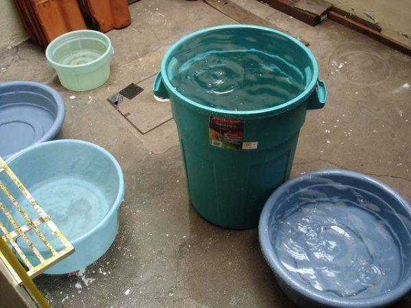 capturar agua lluvia