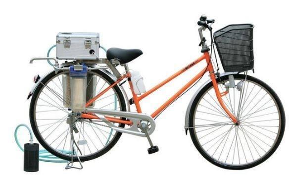 Cycloclean La Bici Que Limpia El Agua