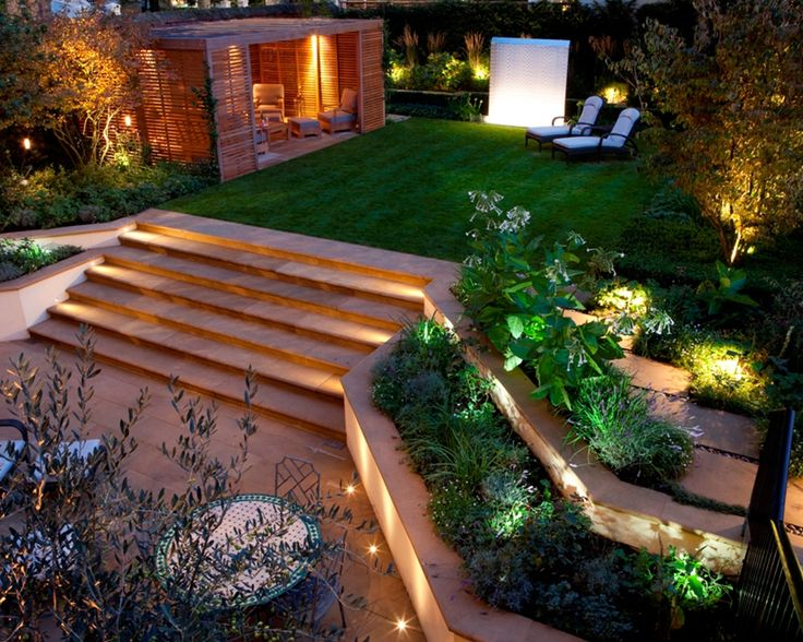10 Fotos de jardines con encanto Tendenziascom