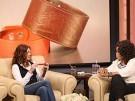Julia Roberts brazalete para Giorgio Armani