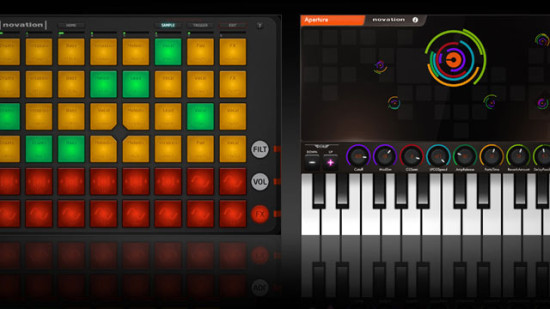 Novation-Launchpad
