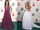 Grammy Latino 2007 en la alfombra verde de Las Vegas