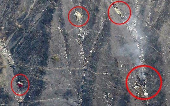 las-10-imagenes-mas-aterradoras-de-la-tragedia-del-germanwings-las-zonas-en-las-que-cayo-el-avion