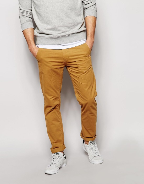 Shoes To Wear With Tan Chinos