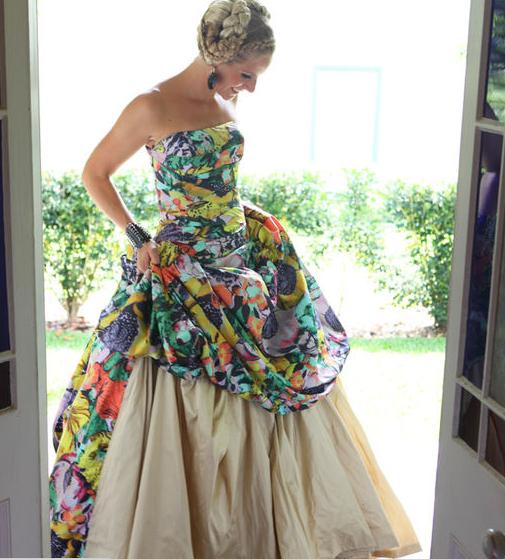 vestido-de-novia-estampado