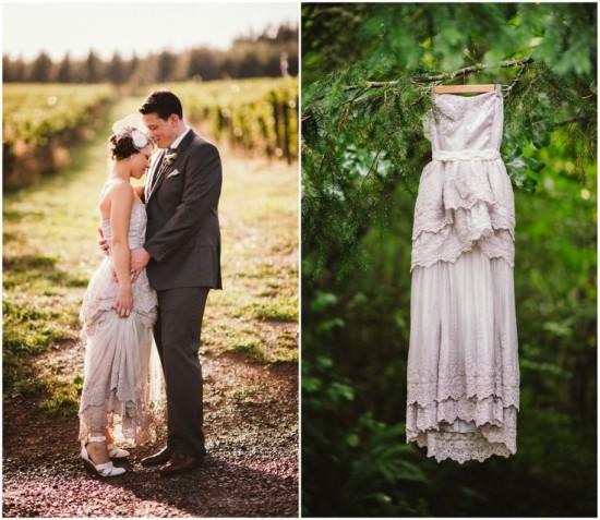 vestido-de-novia-lavanda-de-rusticweddingchic