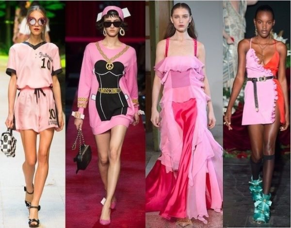 Colores de moda oto o invierno 2018 2019 colores pantone - Colores de moda ...