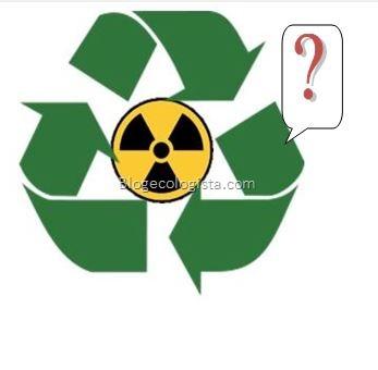 ¿Se pueden reciclar los residuos nucleares?