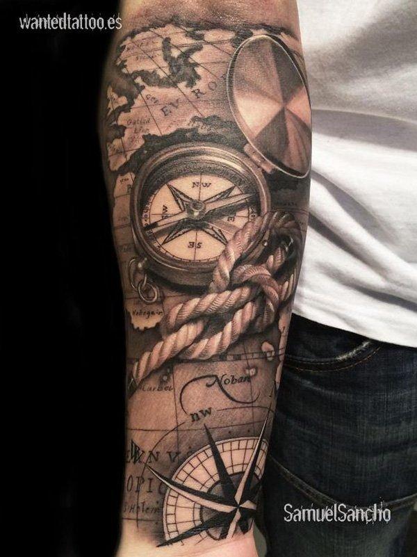 tatuajes-brujulas-y-ancla