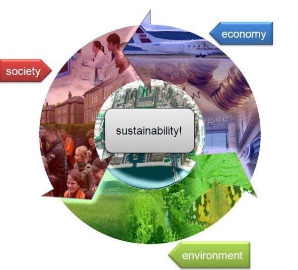 Sustentabilidad para mejorar la calidad de vida