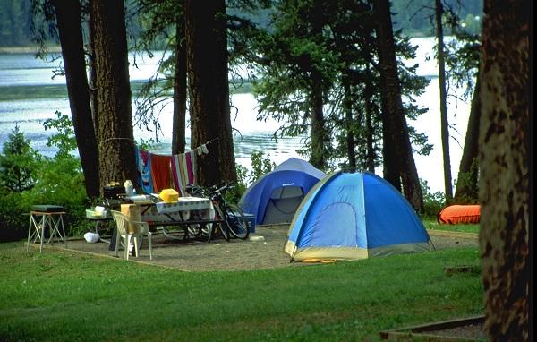 Camping verano