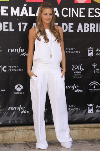 Mono pantalon largo Amaia-Salamanca