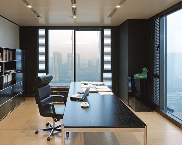 Oficina estilo ejecutivo