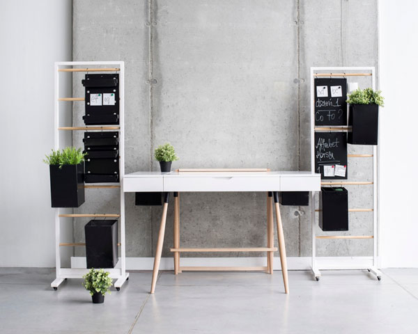 Oficina plantas