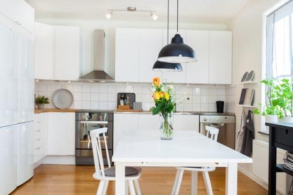 lmparas de techo para la cocina