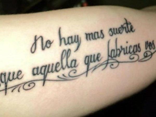tatuajes-frases-cortas-español-suerte