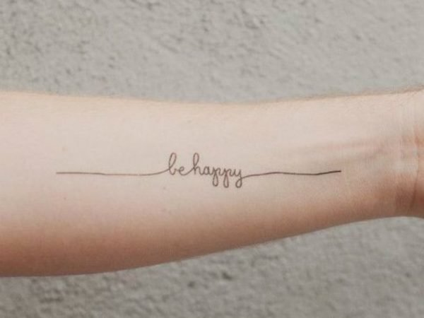 Frases Cortas Para Tatuajes 2018 En Español Inglés Francés Y Latín