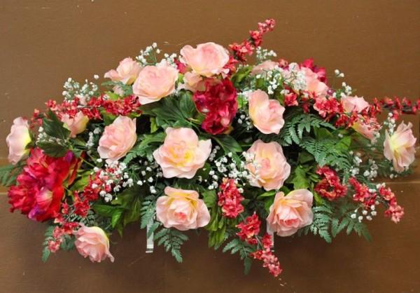 C mo hacer ramos de flores para cementerio - Como hacer ramos de flores ...
