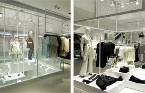 Primera tienda de H&M en Asia Oriental