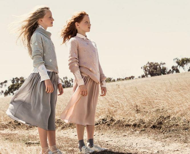 Tendencias moda niñas primavera verano 2017