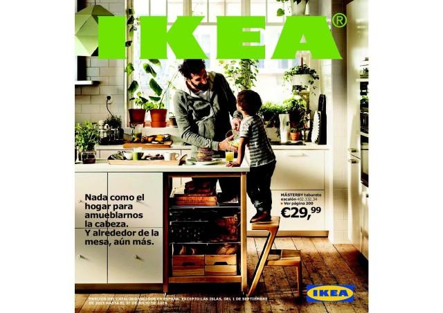 Portada catálogo IKEA