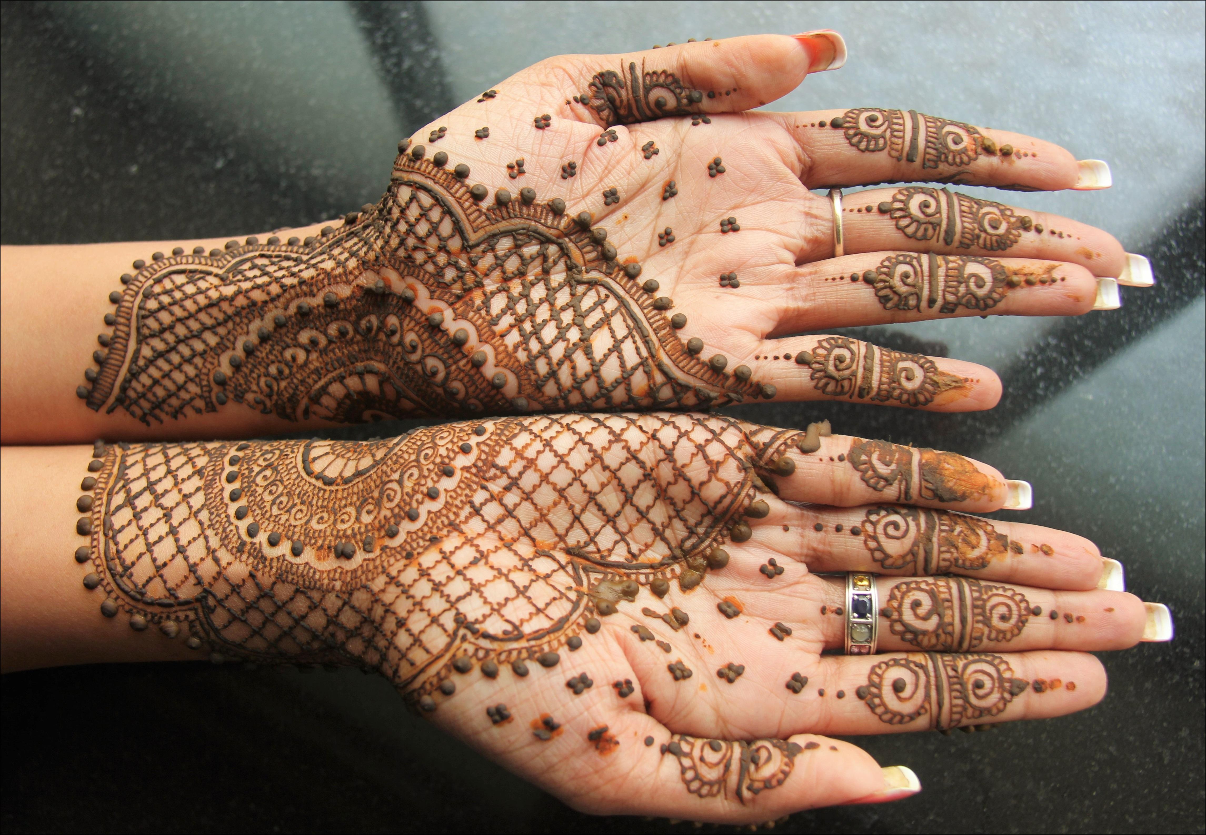 tatuajes henna precio