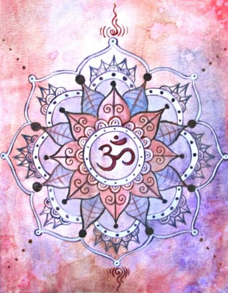 flor de loto chakras