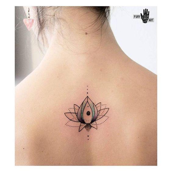 tatuaje-flor-loto