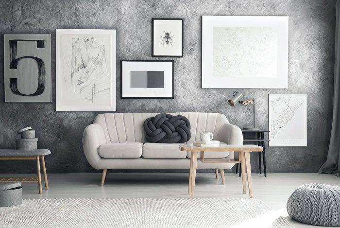 color de pared para armarios grises Colores De Moda 2019 Tendenziascom