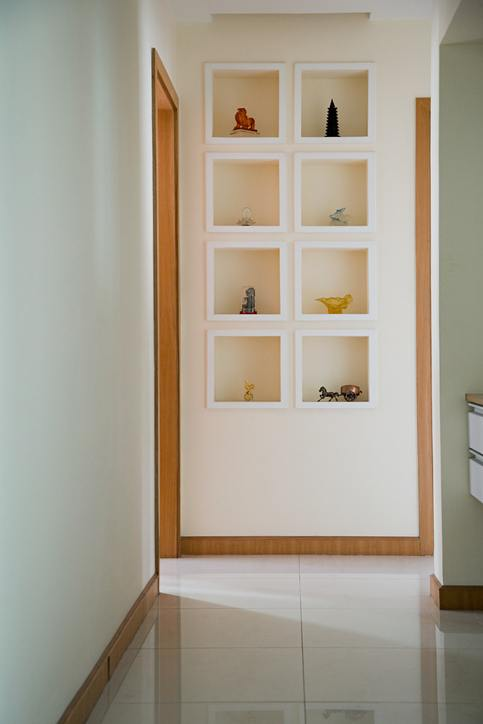 Colores para el pasillo de casa for Decoracion de pasillos pequenos