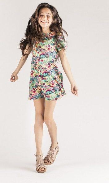 Seducir Vista Contar  Tendencias moda niñas Primavera - Verano 2020 - Tendenzias.com