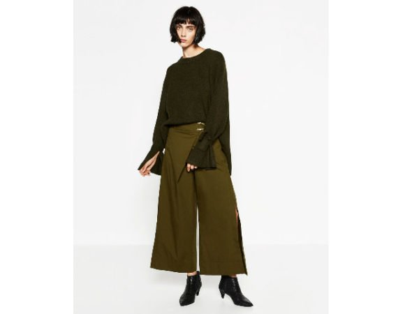 zara-pantalon-otono-invierno-2017-verde-militar