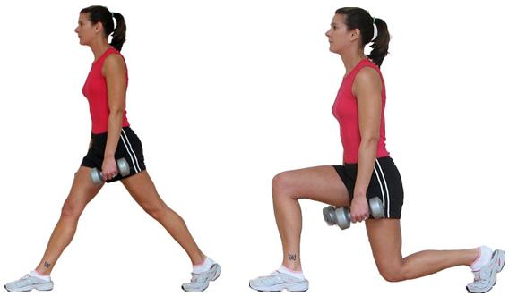 ejercicios-adelgazar-piernas-estocadas
