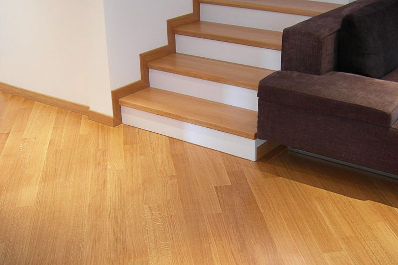 C mo colocar tarima flotante en nuestro piso - Como quitar rayones del piso vinilico ...