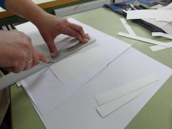 Como hacer bolsas de papel con materiales reciclados