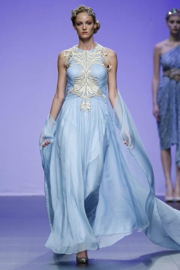 Los vestidos de madrina 2018