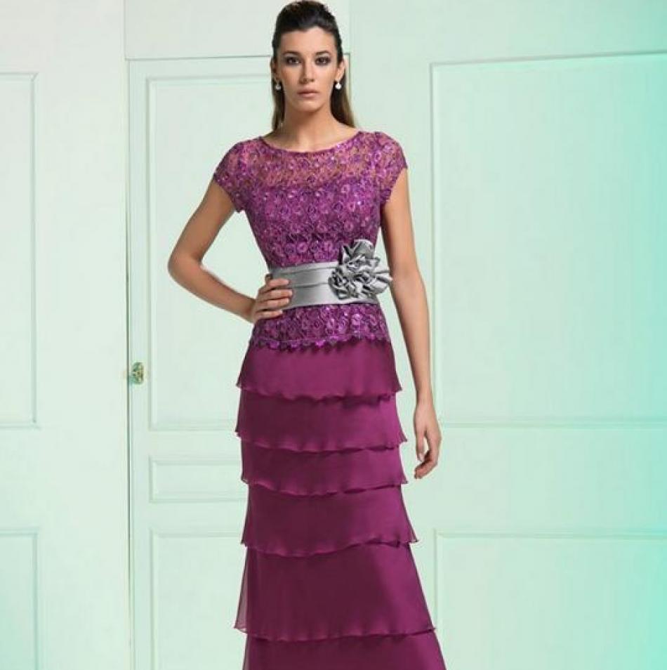 Los vestidos de madrina 2018 - Tendenzias.com