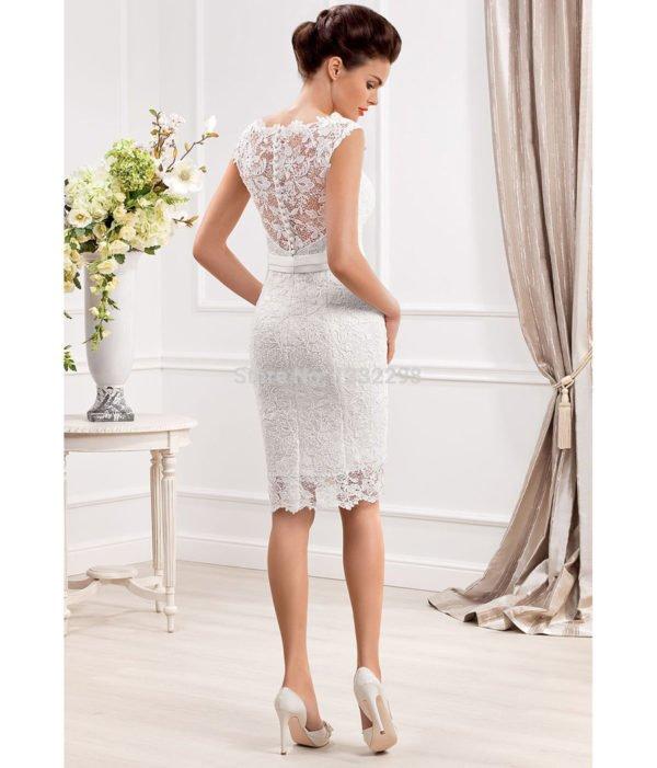 ropa de novia cortos