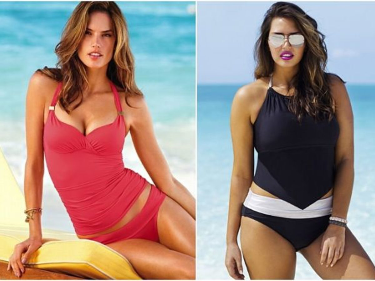 Bikinis Para Embarazadas O Para Disimular Barriga Tankinis Tendenzias Com